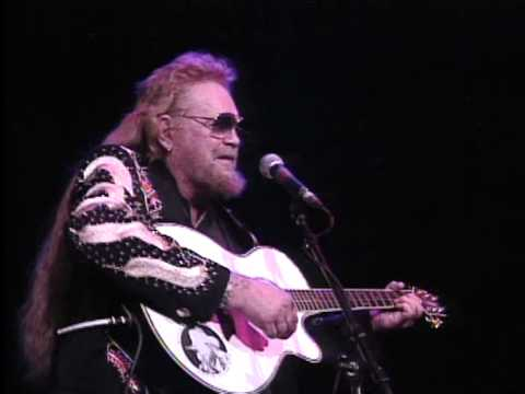 David Allan Coe - Jack Daniels, If You Please and Divers Do It Deeper (Live at Farm Aid 1994)