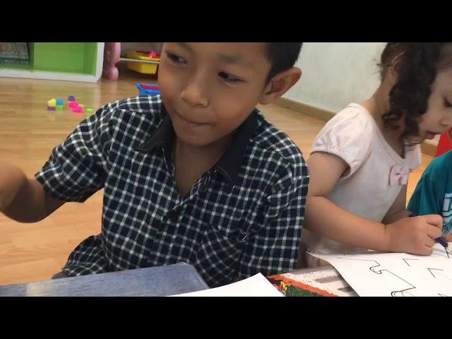 Reading game : ไดโนเสาร์ 💡📚🦖 present 🎬