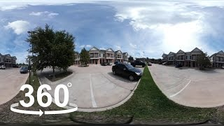 The Quarters on Luther Street College Station video tour cover