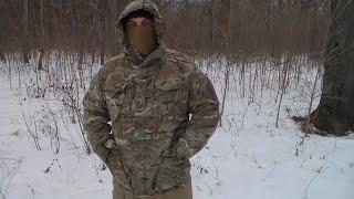 Британская ветрозащитная куртка в расцветке MTP(, 2015-01-17T13:17:21.000Z)
