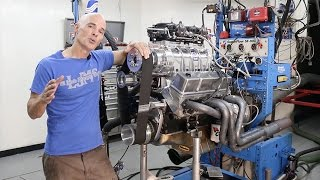 Blower Shootout for Small Block Chevy from Speedmaster