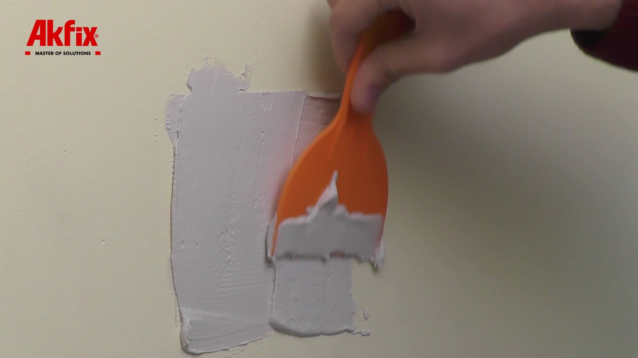 How To Fix A Hole In The Wall Akfix Repair Patch Kit
