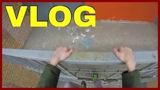 VLOG • Крыша / Как Попасть В Дом?