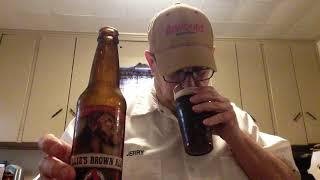 The Beer Review Guy # 924 Ellie's Brown Ale 5.5% abv
