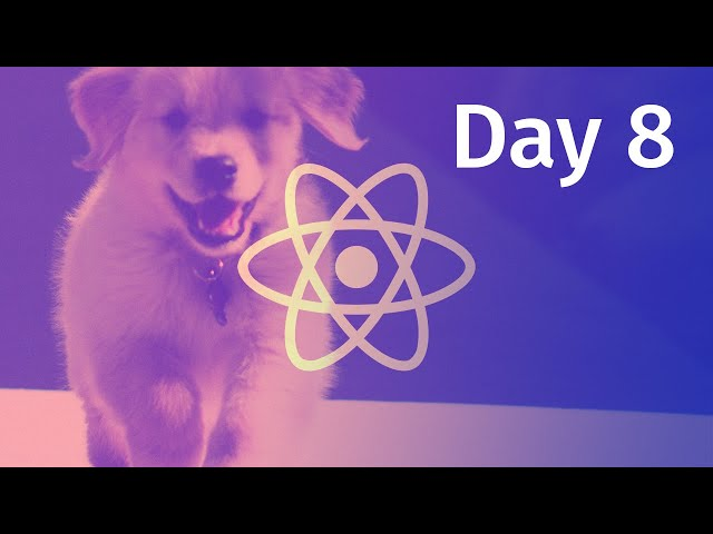 Event Handling in React (Clicking on a Button) The 10 Days of React JS (Day 8)