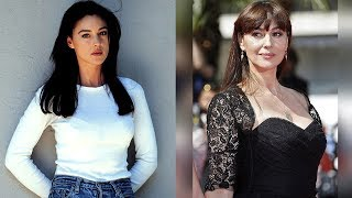 Monica Bellucci Transformation 2018 || From 1 To 54 Years Old