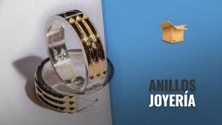 Productos 2018, Los 10 Mejores Anillos: Anillo Atlante (Atlante Ring) 970 Silver/Plata …