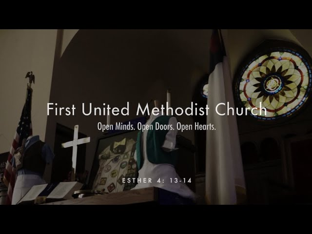 Girl Scout Sunday Promo || First United Methodist Church (Piggott, AR)