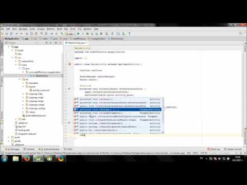Working with Proximity Sensor in Android Studio
