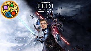Chris Ray Gun, Padawan Learner: Sacred Symbols Plays Star Wars Jedi Fallen Order