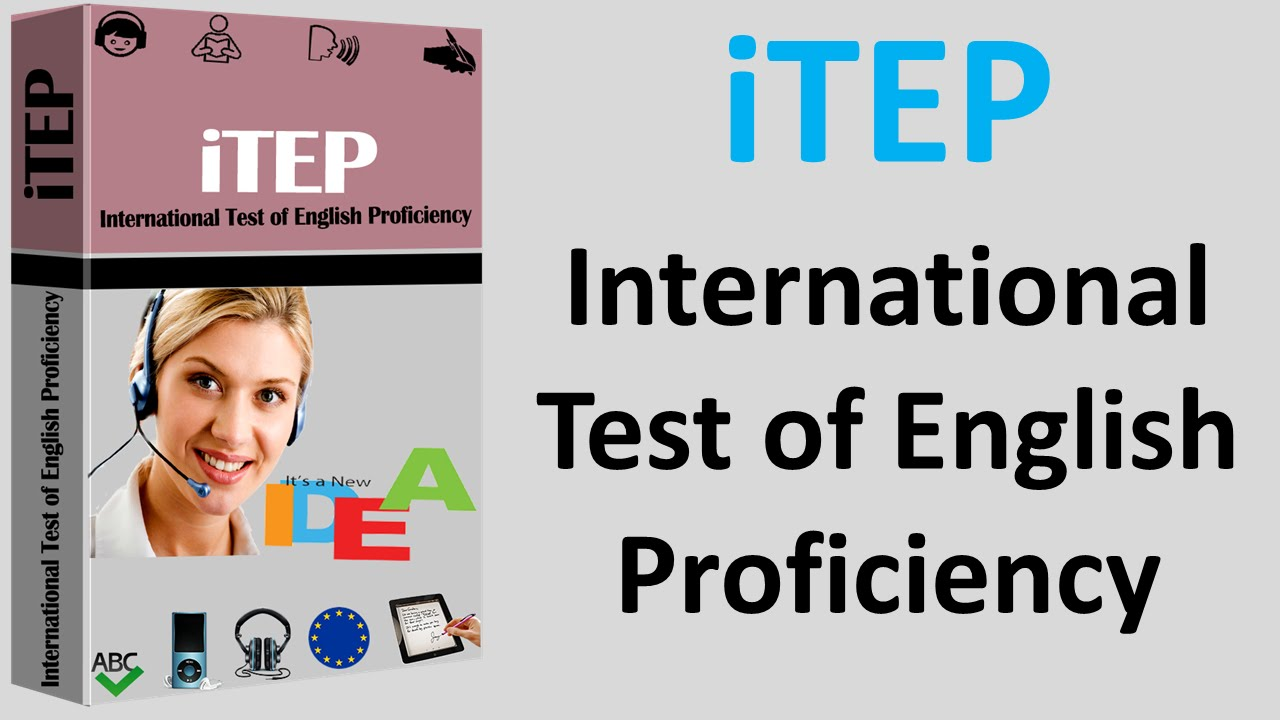 iTEP International Test of English Proficiency Gratis info Diplom ...