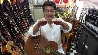 60年代 ジャパンヴィンテージ Montano No250(タカミネ製) thumbnail