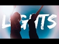 Lights (Prod. Cadence & DeliFB) Feat Kites - (Official Music Video)