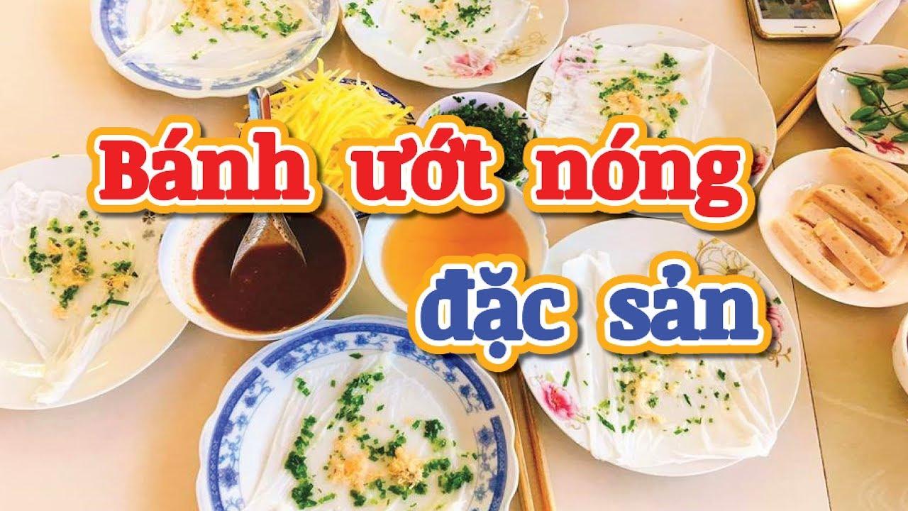 Bánh ướt nóng đặc sản Ninh Hoà ngon hấp dẫn 1,5 ngàn/cái-Khánh Hoà-Tố Lê Daily #48
