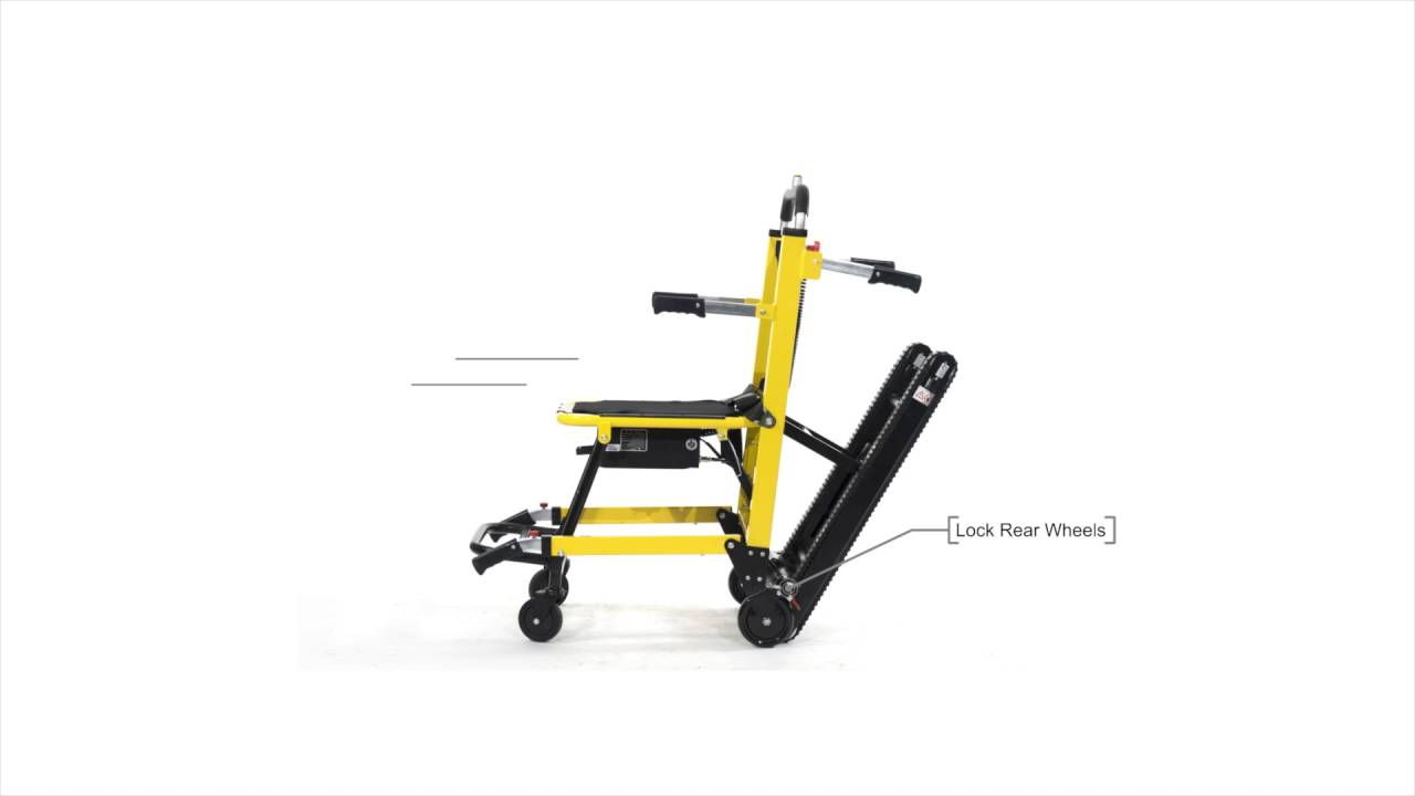 Motorized stair chair by ytr how to use it electric for Motorized stair chair lift