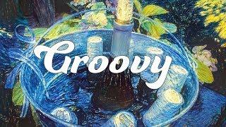A Glass of the Stella  - 그루브 기타 음악 Groovy guitar music