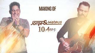 Making Of DVD 10 Anos (Brasília)