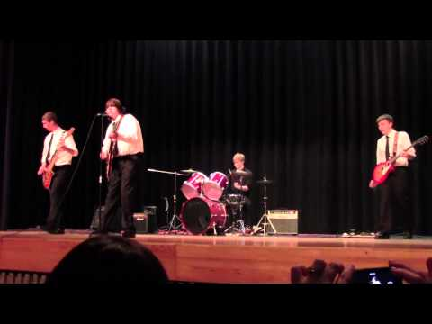 North Stafford High School 2015 Talent Show - SMACK (Band)