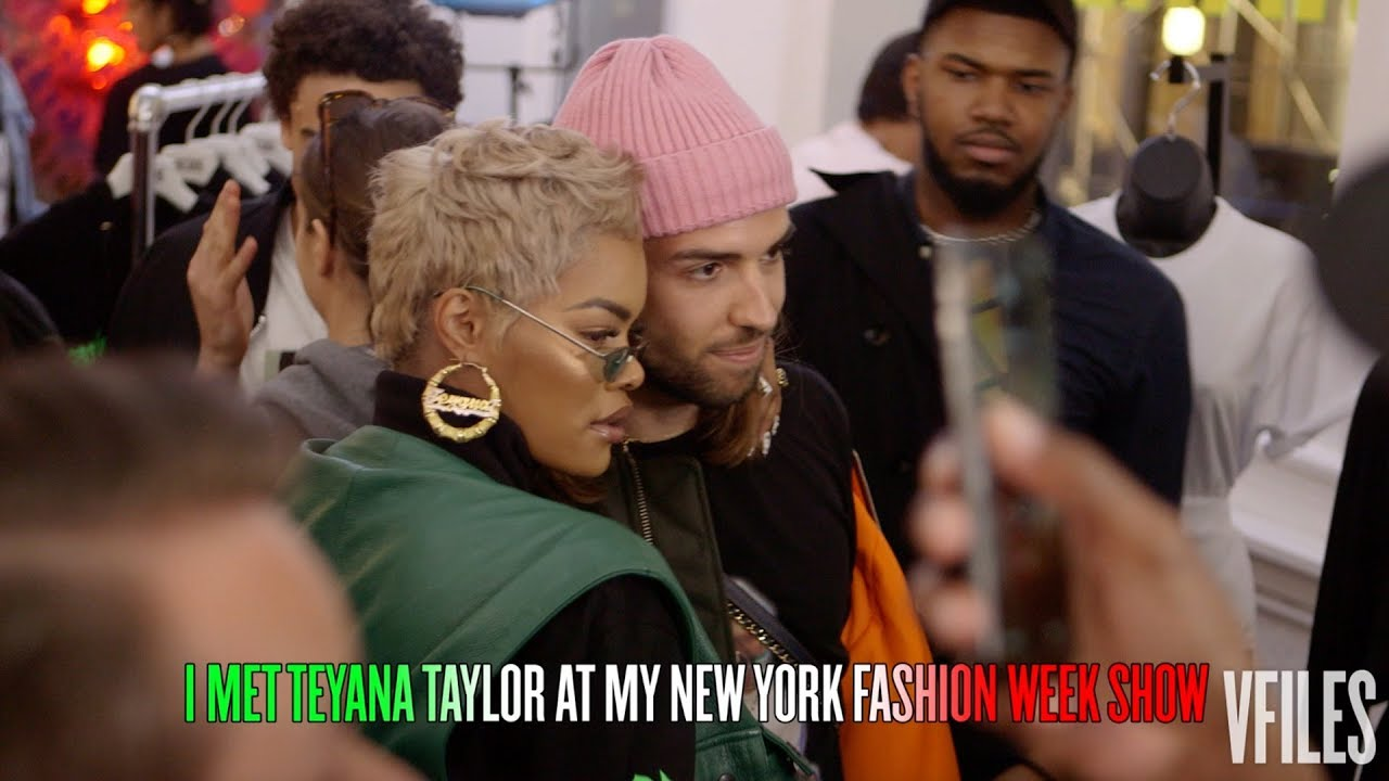 What it's Like to Collab with Teyana Taylor | GCDS