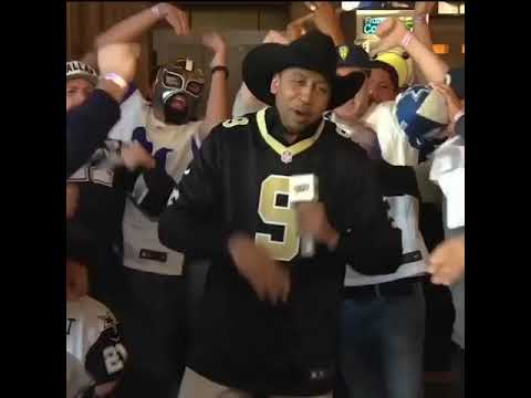 d2d247116 Stephen A Smith Trolls Cowboys fans (Dallas vs Saints) - YouTube