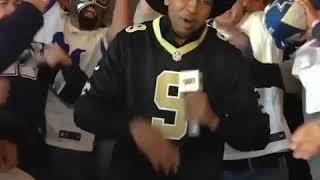Stephen A Smith Trolls Cowboys fans (Dallas vs Saints)