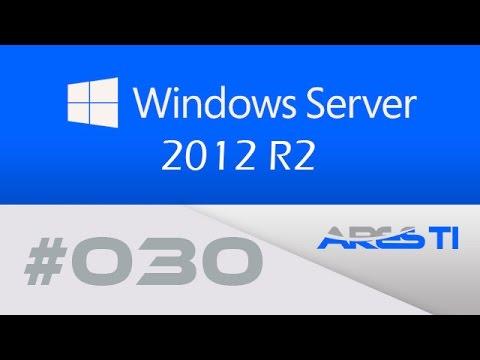 """Windows Server 2012 R2 - Introdução da FSMO """"Função de ..."""