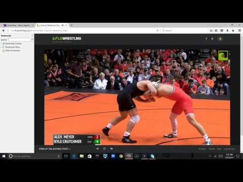 Iowa Hawkeyes vs OSU Wrestling Duel Live Coverage NCAA 2017