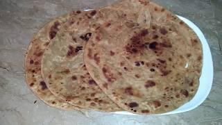 Lacha paratha/layerd paratha recipe by Maria