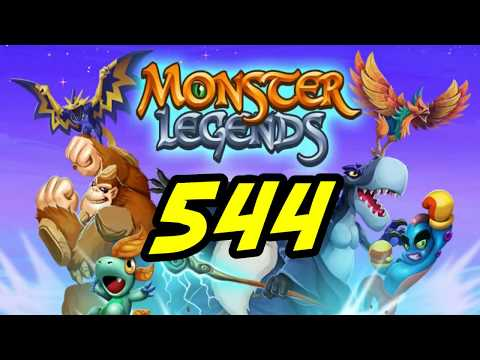 "Monster Legends - 544 - ""Up to the Gator"""