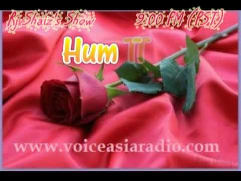 Tujhay Dekhne K Baad (Best Urdu Poetry)Voice Asia Radio's Show Hum Tum By Rj Shaiz