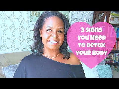 3 Signs you Need to Detox your Body & Q&A