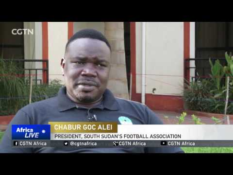 FIFA & CAF to resolve problem at S. Sudan Football Association.
