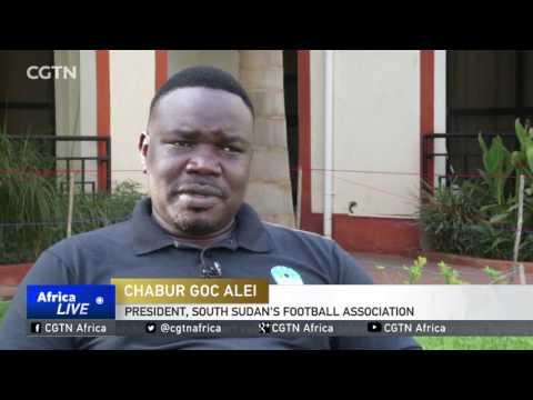 FIFA & CAF to resolve problem at S. Sudan Football Association.