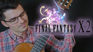 FINAL FANTASY X-2: 'Eternity: Memory of Lightwaves' | Classical Guitar | John Oeth