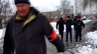 Ульяновская Народная дружина КПРФ задержала провокаторов