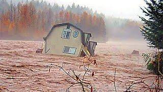 AMAZING MONSTER Flash Flood Caught On Camera ✔P5