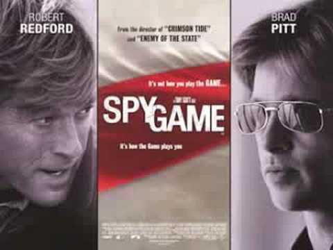 MUSIC FROM THE MOTION SOUNDTRACK, SPY GAME