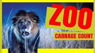 Zoo Season One (2015) Carnage Count