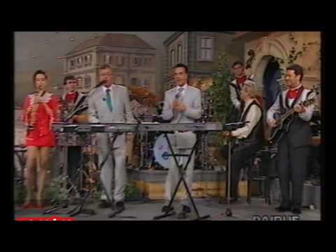1950 Amedeo minghi con Antonio e Marcello  I Fatti vostri Pt.1