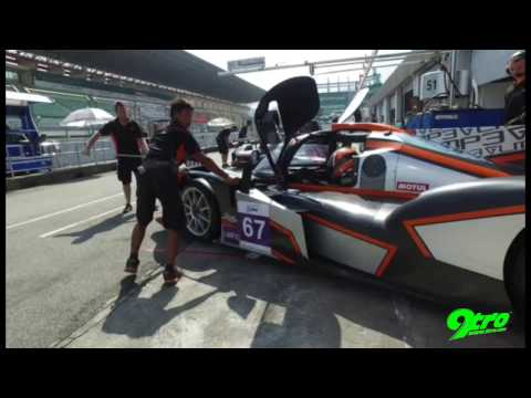 2016/2017 Asian Le Mans Series Zhuhai – Practise