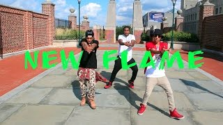 Chris Brown feat. Usher & Rick Ross - New Flame (SJ3 Cover)