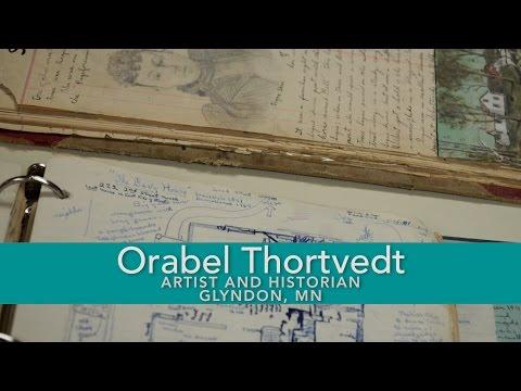 Orabel Thorvedt, Artist and Historian