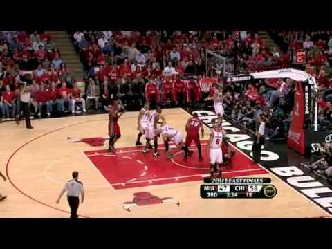 Bulls vs Heat Game 5 NBA Eastern Conference Finals 05/26/11