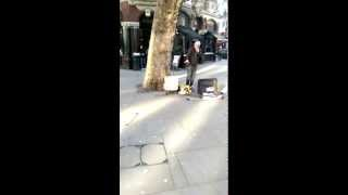 Beatbox Hammersmith London. Great Street Music Performance