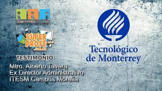 TESTIMONIO MTRO ALBERTO TAVERA