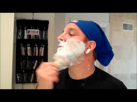 How To Shave Your Neck - Gillette Super Speed Razor