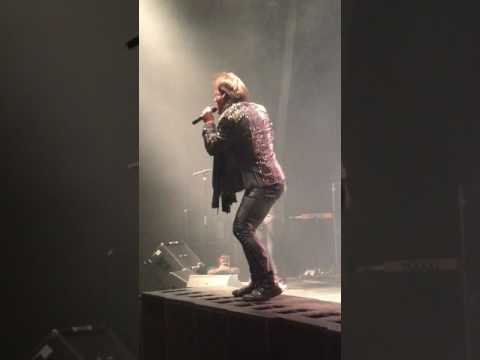 FOZZY -- JUDAS --Live from Green Bay concert