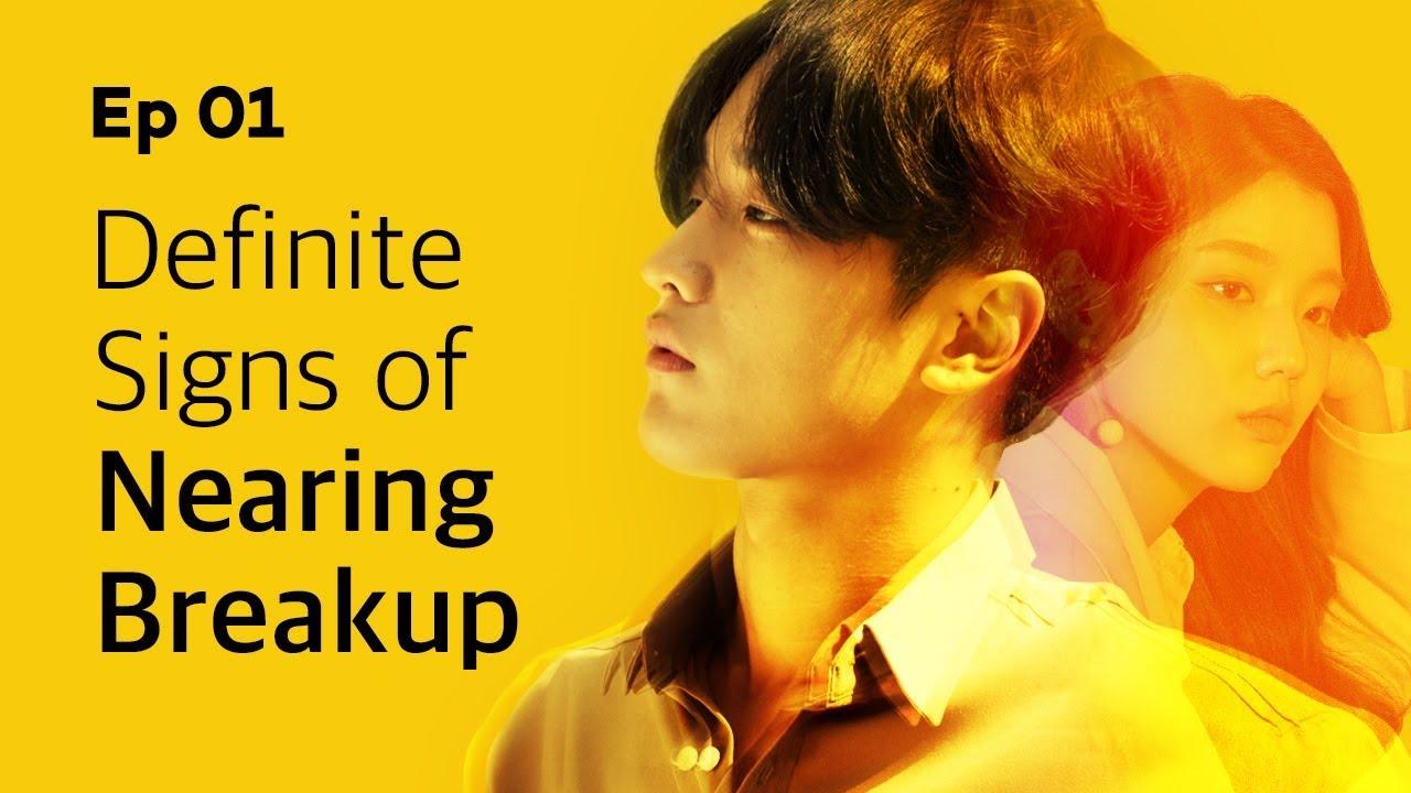 Definite Signs Of Nearing Breakup Yellow Season1 Ep01 Youtube