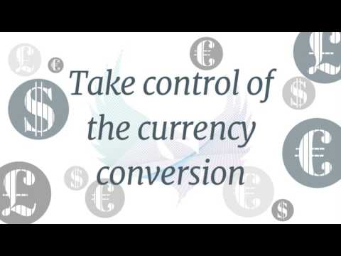 Top Tips - Take control of the currency conversion