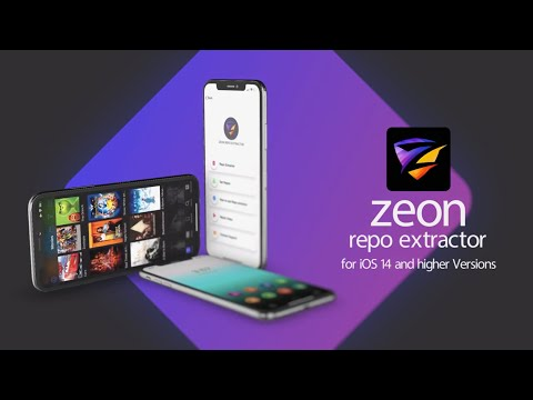 Zeon Jailbreak for iOS 14 and Higher Versions
